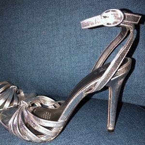 Silver H&M Heels